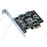 Card chuyển đổi PCI-E sang 2 SATA 3 6Gbps - SATA3-T2