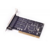 Card PCI to RS232 8port